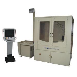 machine de découpe pour textiles / pour caoutchouc / pour cuir / au jet d'eau