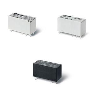 relais électromécanique bas profil / 24 Vcc / 12 Vcc / 110 Vcc