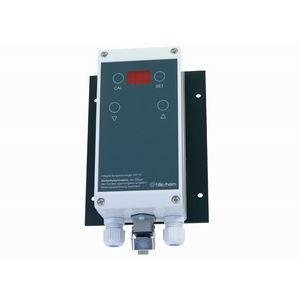 Différence de température contrôle solaire//chauffage ip65 Boîtier LCD programmable