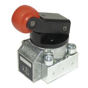 distributeur hydraulique rotatif / à commande mécanique