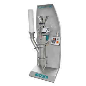 broyeur à percussion / vertical / de produits alimentaires / pour pulvérulent