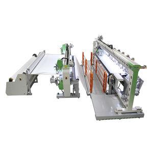 ligne de production pour textiles / automatisée