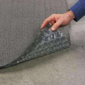 tapis antifatigue / absorbant / en polypropylène / en polyéthylène