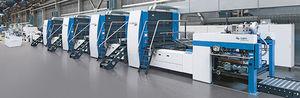 machine d'impression offset feuille à feuille