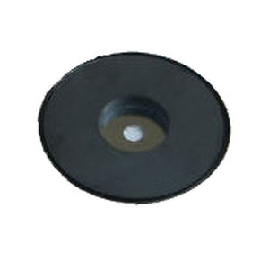 aimant céramique / disque / avec enrobage époxy