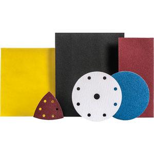 abrasif en carbure de silicium / en céramique / zircone / en papier