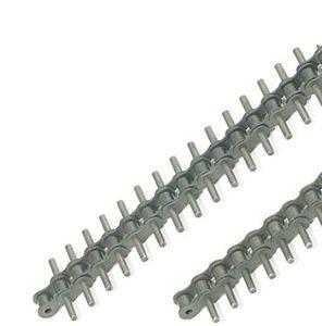 chaîne en acier inoxydable / à axe débordant / d'attache