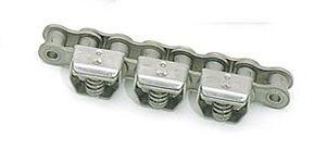 chaîne en acier inoxydable / à pince / d'attache
