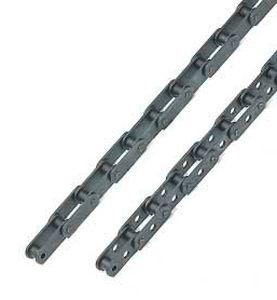 chaîne de transmission de puissance / en acier inoxydable / à double pas