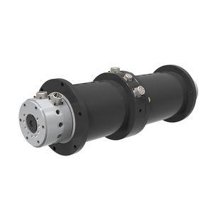 raccord tournant pour huile / à passage multiple / hydraulique / haute pression