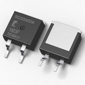 diode Schottky / à insérer / de puissance / SiC