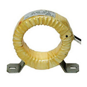 transformateur de courant / encapsulé / de fuite à la terre