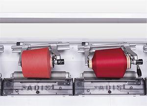 machine de bobinage de fils textiles