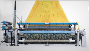 machine de tissage pour tissus techniques
