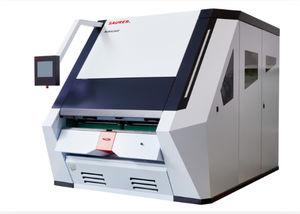 machine de cardage pour fibres synthétiques