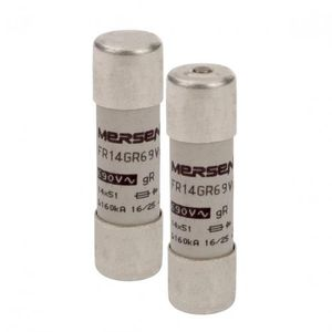 fusible cylindrique