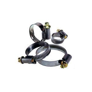collier pour câble électrique en acier galvanisé