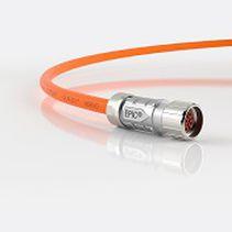 connecteur de données / d'alimentation électrique / DIN / circulaire