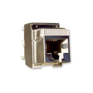 connecteur RF / Ethernet / carré / IEC