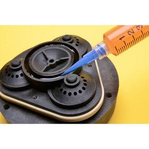 colle bi-composant / polysulfure / pour métal / pour verre