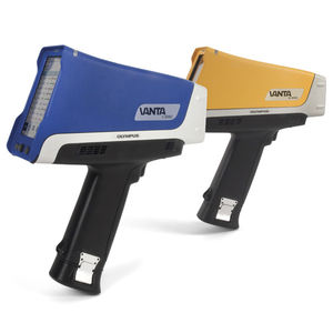 analyseur XRF / d'alliage / d'or / portable