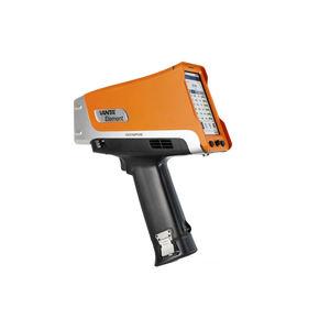 analyseur de métal / d'alliage / pour ferraille / portable