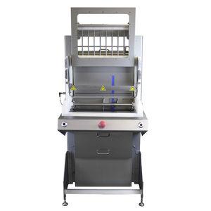 machine à brochette semi-automatique