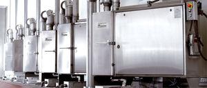 fumoir industriel de fromage