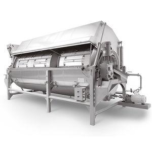 cuiseur industriel de riz / blancheur / continu
