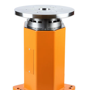 table tournante entraînée par moteur / verticale