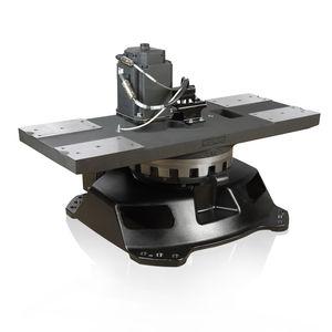 table tournante entraînée par moteur / verticale / flexible