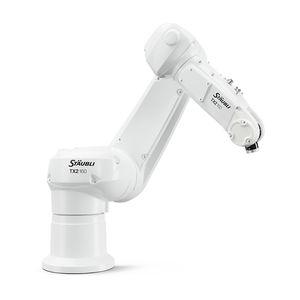 robot pour salle blanche