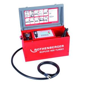 machine de soudage par électrofusion / AC / automatique / de sachet