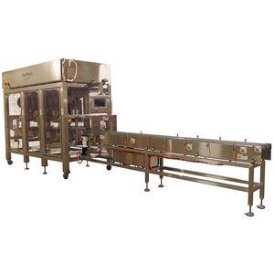 machine de portionnage de gâteaux