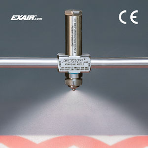 atomiseur de refroidissement / de pulvérisation / pour peinture / à jet plat