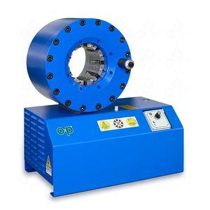 sertisseuse de tuyau flexible / automatique / hydraulique