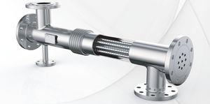 échangeur de chaleur à tubes et calandre