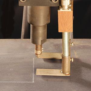 machine de marquage à percussion / portable / pneumatique / à haute vitesse