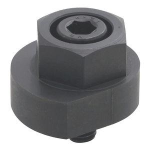 bride de serrage manuelle / en acier / miniature / à came