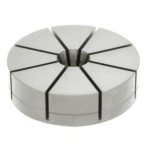 mandrin de serrage de pièce en aluminium / usinable / 8 mors