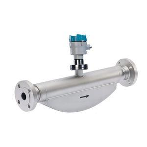 débitmètre à effet Coriolis / pour liquides / numérique / compact