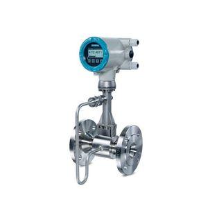 débitmètre à vortex / pour liquides / pour gaz / en acier inoxydable