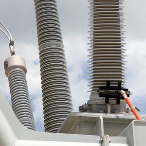 testeur d'isolement électrique / d'installation électrique / universel / pour sous-station