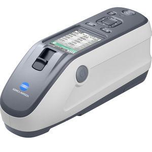 spectrophotomètre couleur / UV / portable / pour applications pharmaceutiques