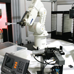machine d'essai d'élongation / de matériaux / hydraulique / automatisée