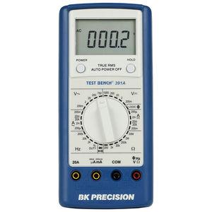 multimètre numérique / portable / 1000 V / 20 A