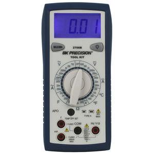 multimètre numérique / portable / 1000 V / 200 mA