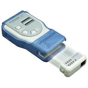 testeur de réseau / de continuité / de câble PC / portable