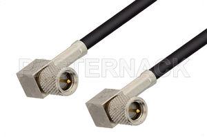 assemblage de câbles coaxial / BNC / flexible