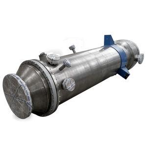 échangeur de chaleur à tubes et calandre / liquide / liquide / air/eau / air/huile